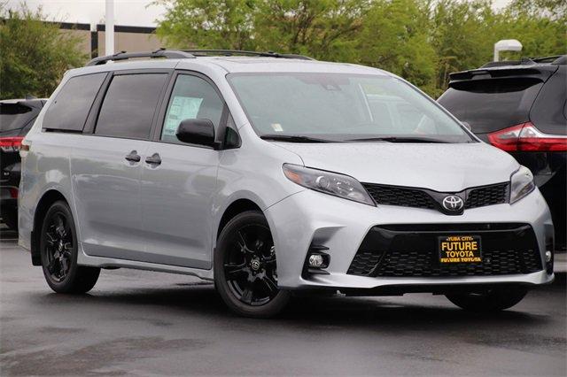 New 2020 Toyota Sienna in Yuba City, CA