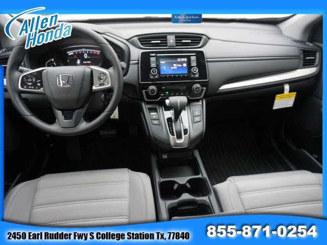 New 2020 Honda CR-V in College Station, TX