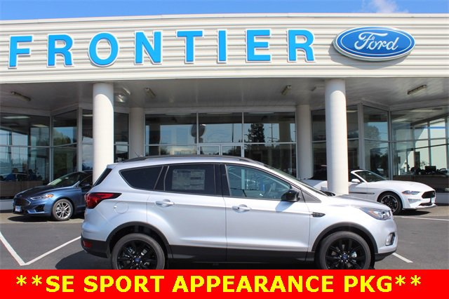 New 2019 Ford Escape in Anacortes, WA