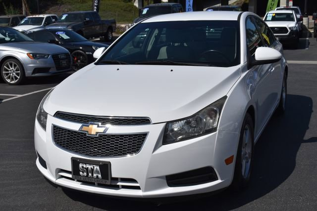 Used 2014 Chevrolet Cruze in Ventura, CA