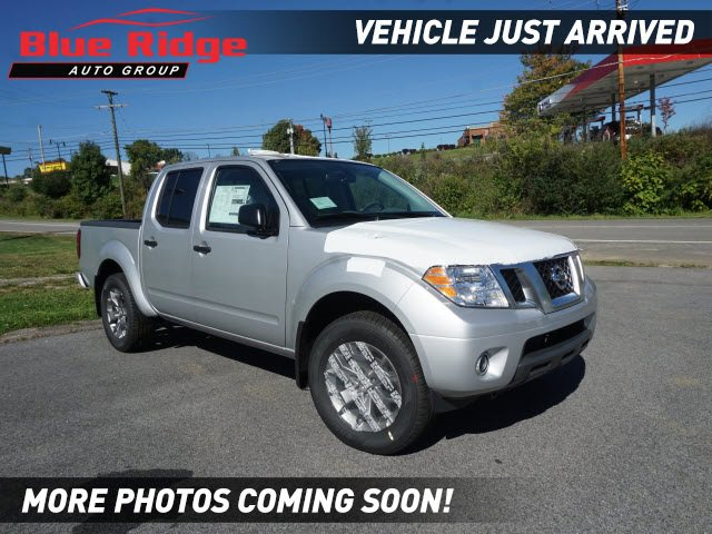 2020 Nissan Frontier SV Crew Cab 4x4 SV Auto Regular Unleaded V-6 3.8 L/231 [13]