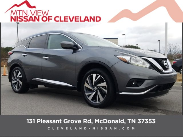 Used 2016 Nissan Murano in McDonald, TN