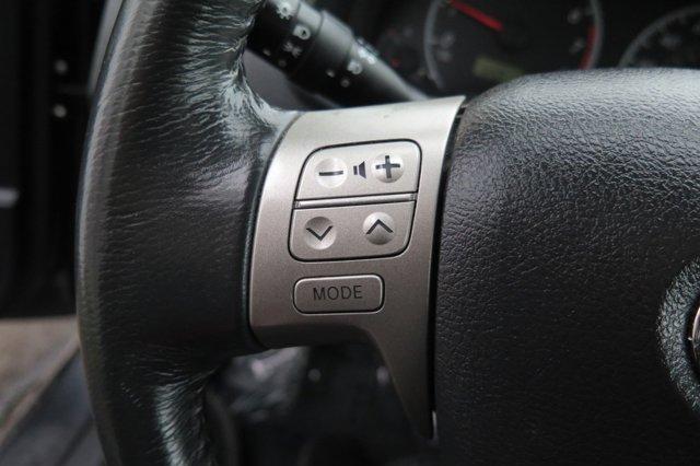 2009 Toyota Corolla 4dr Sdn Man S