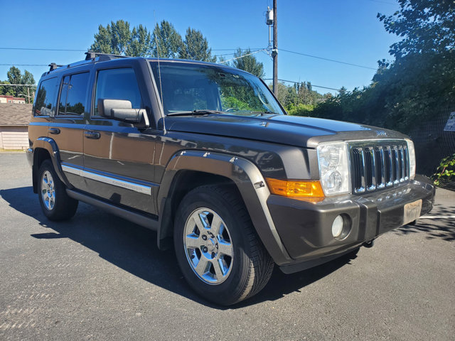 Used 2006 Jeep Commander 4dr Limited 4WD