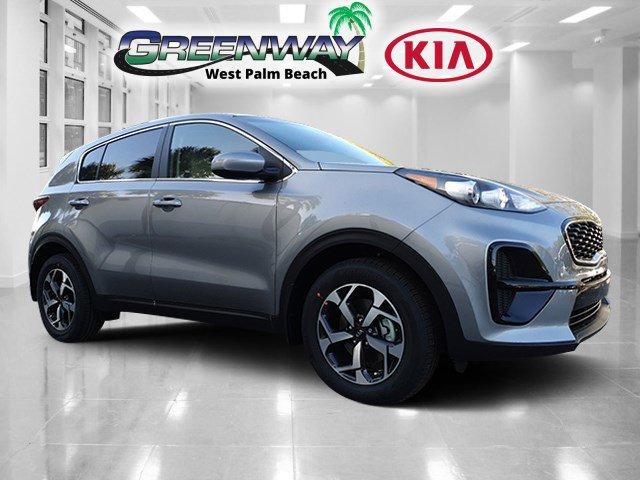 New 2020 KIA Sportage in West Palm Beach, FL