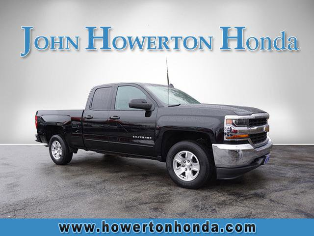 Used 2019 Chevrolet Silverado 1500 LD in Beckley, WV
