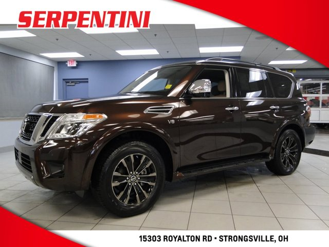 Used 2019 Nissan Armada in Cleveland, OH