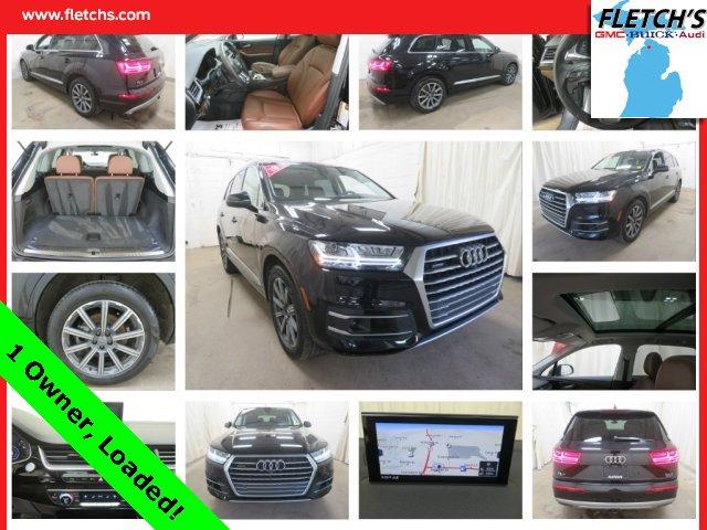 Used 2018 Audi Q7 in Petoskey, MI