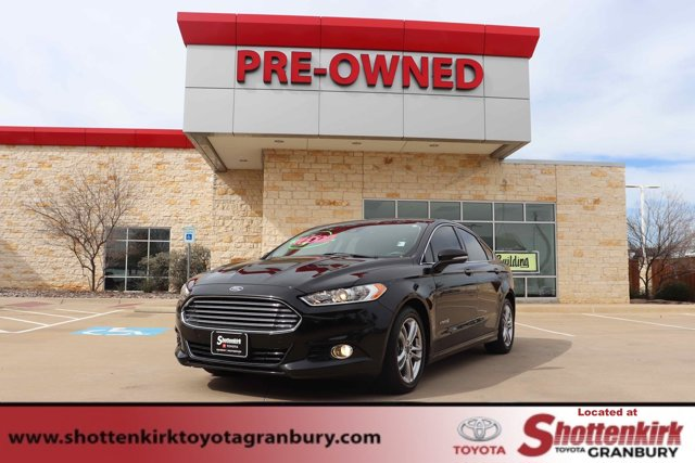Used 2015 Ford Fusion in Granbury, TX
