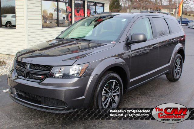 Used 2018 Dodge Journey in Warsaw, IN