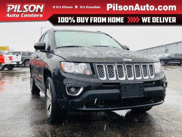 Used 2017 Jeep Compass in Mattoon, IL
