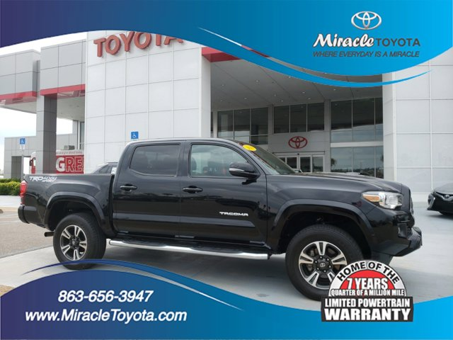 Used 2018 Toyota Tacoma in Haines City, FL