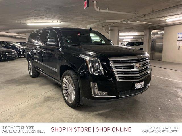 2018 Cadillac Escalade ESV Platinum 4WD 4dr Platinum Gas V8 6.2L/376 [16]