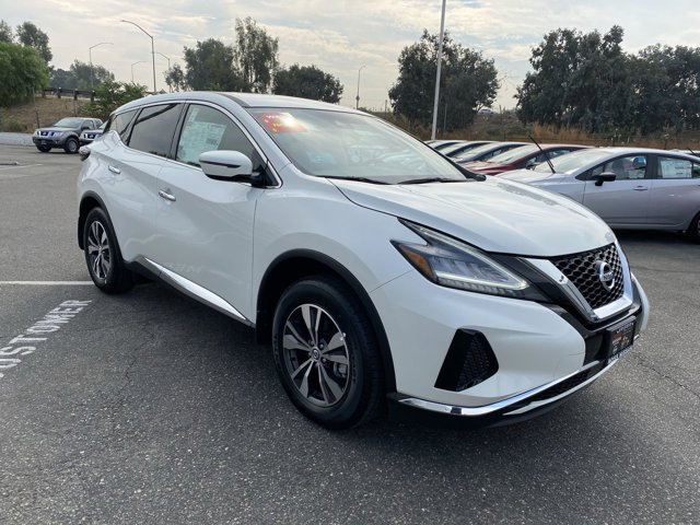 2020 Nissan Murano S FWD S Regular Unleaded V-6 3.5 L/213 [1]
