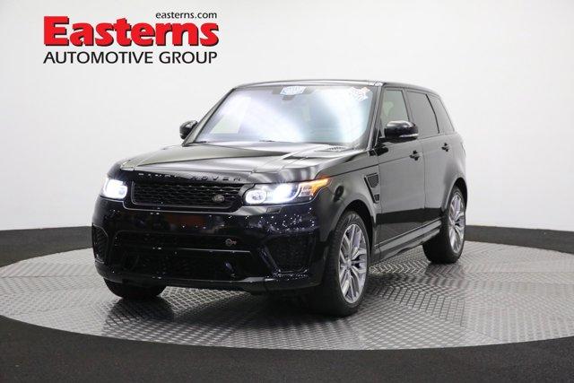2016 Land Rover Range Rover Sport V8 SVR Sport Utility