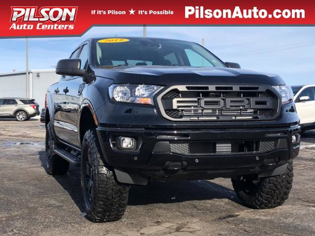 New 2019 Ford Ranger in Mattoon, IL