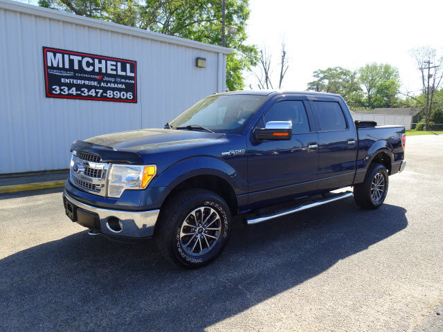 Used 2013 Ford F-150 in Dothan & Enterprise, AL