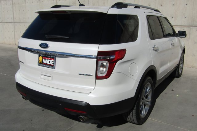 Used 2015 Ford Explorer FWD 4dr Limited