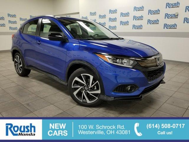 New 2020 Honda HR-V in Westerville, OH