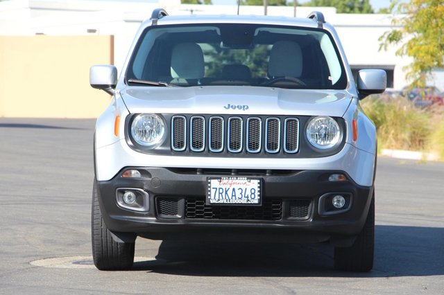 2015 Jeep Renegade Latitude 2
