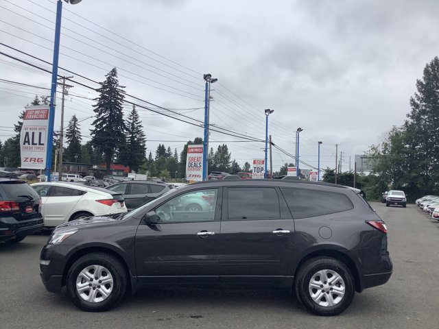 Used 2015 Chevrolet Traverse FWD 4dr LS
