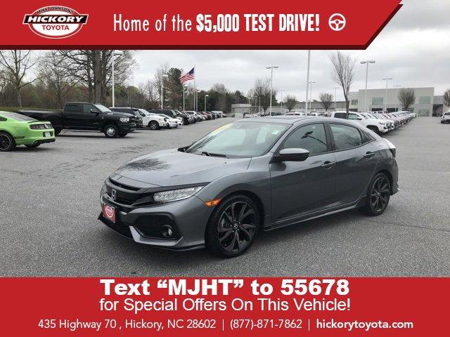 Used 2017 Honda Civic Hatchback in Hickory, NC