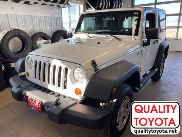 Used 2013 Jeep Wrangler in ,