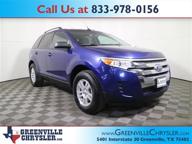 Used 2013 Ford Edge in Greenville, TX