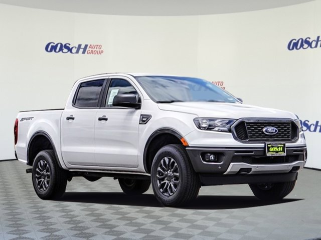 New 2019 Ford Ranger in Hemet, CA