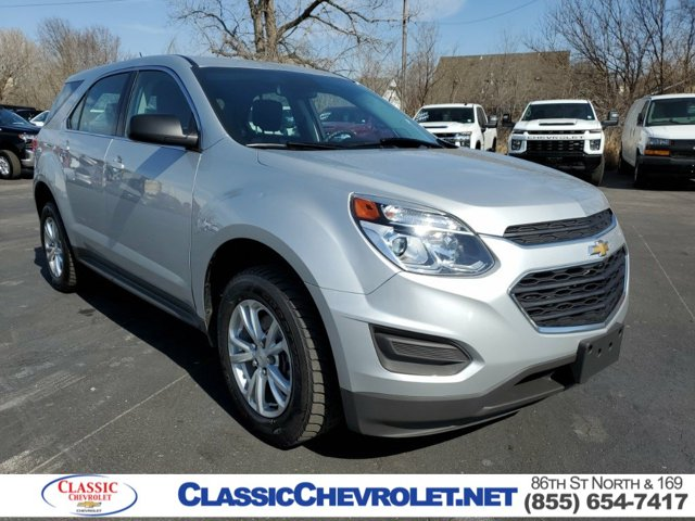 Used 2017 Chevrolet Equinox in Owasso, OK