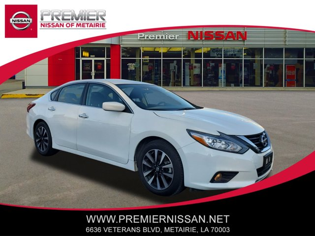 Used 2018 Nissan Altima in Metairie, LA