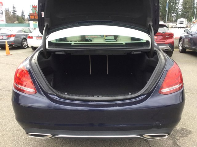 Used 2015 Mercedes-Benz C-Class 4dr Sdn C 300 Sport RWD
