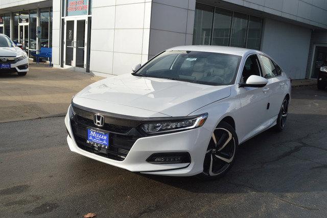 New 2020 Honda Accord Sedan in Highland Park, IL