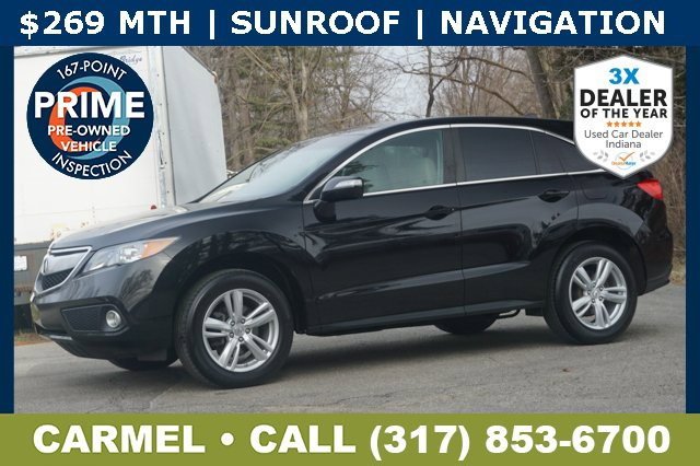 Used 2015 Acura RDX in Indianapolis, IN