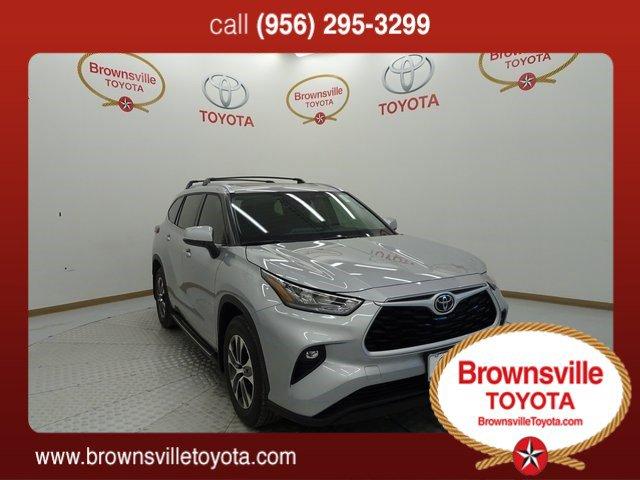 New 2020 Toyota Highlander in Brownsville, TX