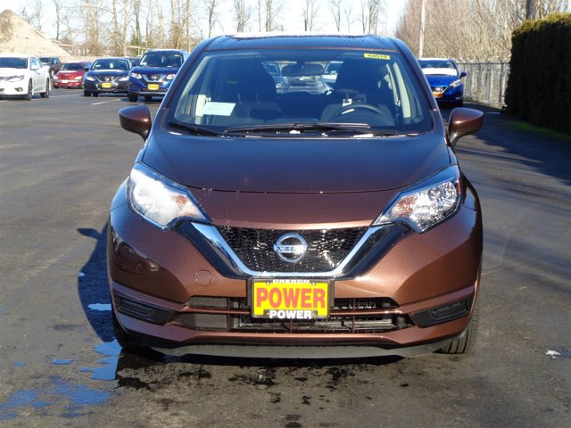 New 2017 Nissan Versa Note SV CVT