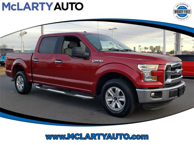 Used 2016 Ford F-150 in Little Rock, AR