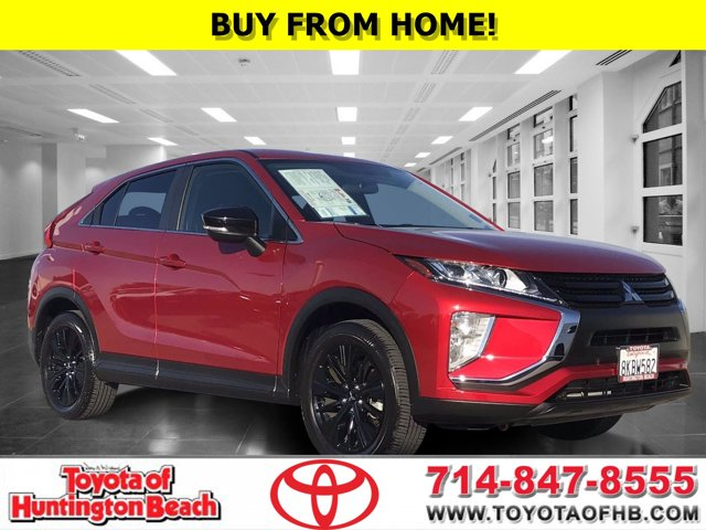 2020 Mitsubishi Eclipse Cross LE LE FWD Intercooled Turbo Regular Unleaded I-4 1.5 L/91 [0]