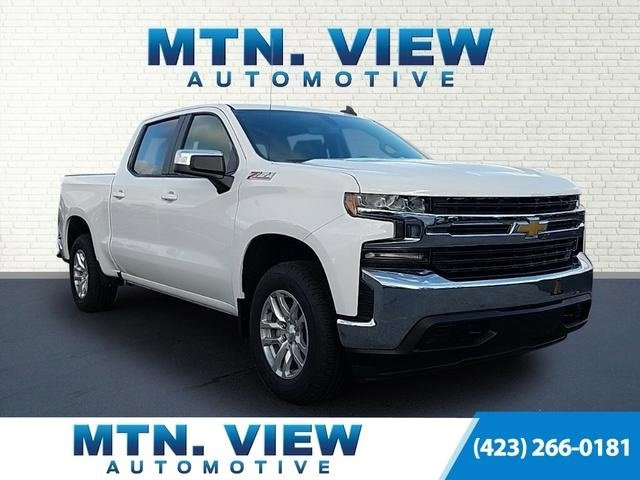 New 2020 Chevrolet Silverado 1500 in Chattanooga, TN