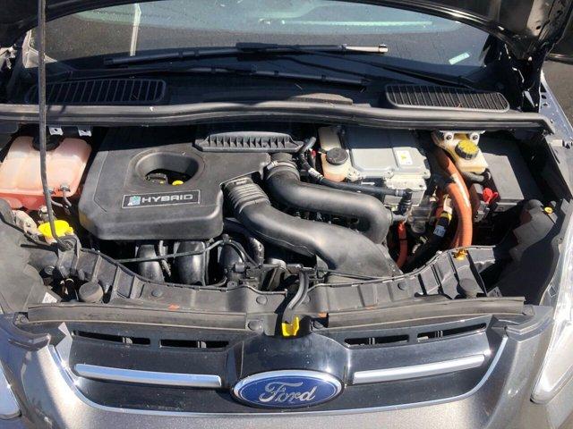 Used 2016 Ford C-MAX Hybrid 5dr HB SEL