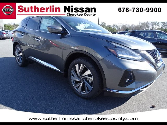 New 2020 Nissan Murano in Holly Springs, GA