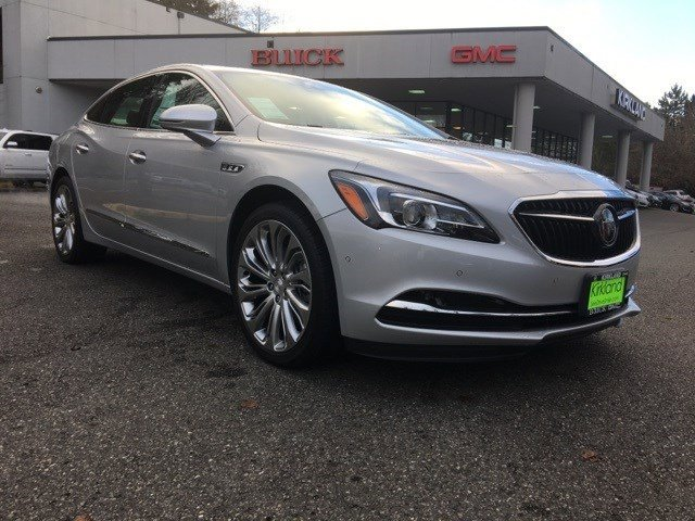 New 2017 Buick LaCrosse 4dr Sdn Premium AWD