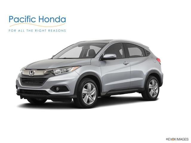 New 2019 Honda HR-V in San Diego, CA