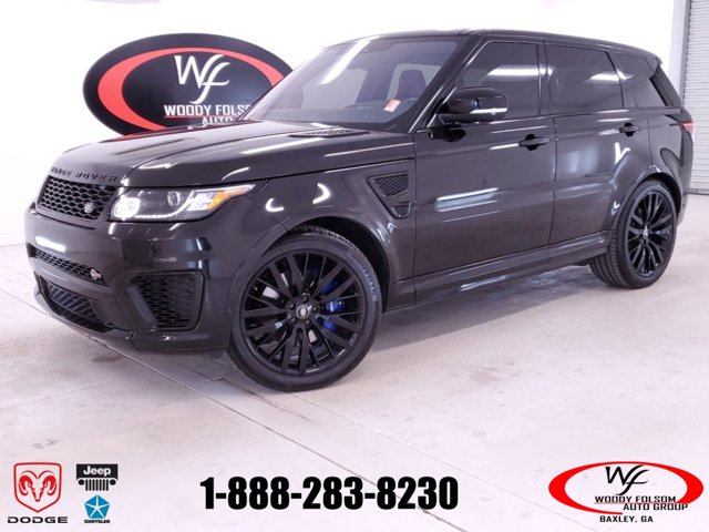 Used 2017 Land Rover Range Rover Sport in Baxley, GA