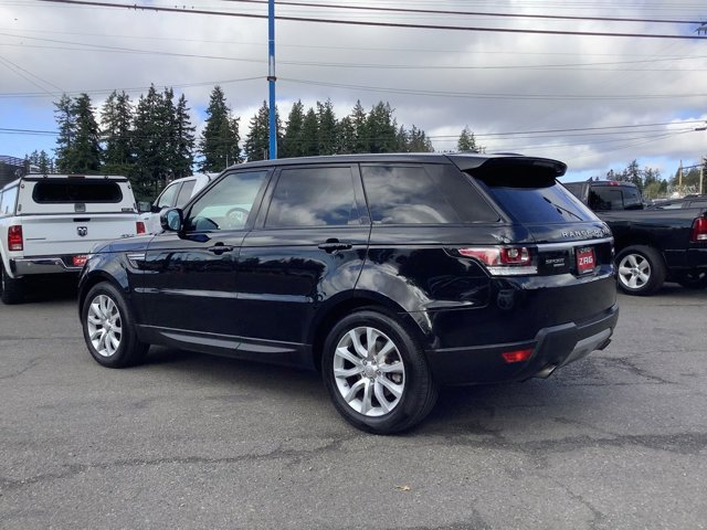 2014 Land Rover Range Rover Sport 4WD 4dr HSE