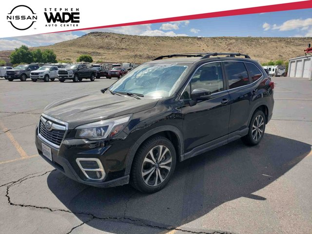 Used 2019 Subaru Forester Limited