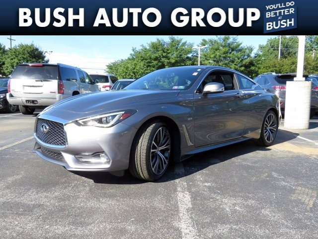 2017 INFINITI Q60 3.0t Premium 3.0t Premium AWD Twin Turbo Premium Unleaded V-6 3.0 L/183 [1]