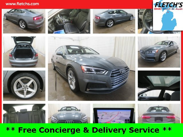 Used 2018 Audi A5 Sportback in Petoskey, MI