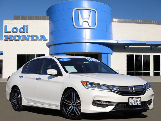 Used 2017 Honda Accord Sedan in Lodi, CA