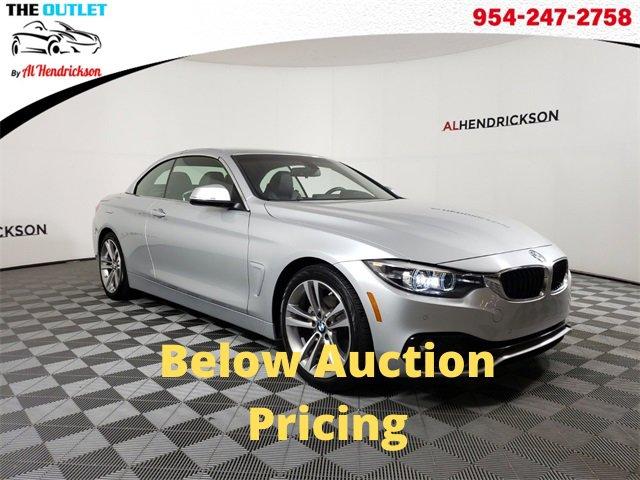 Used 2019 BMW 4 Series in Coconut Creek, FL